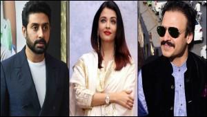Abhishek Bachchan And Vivek Oberoi Hug Each Other Video Reminds Of Ash Affair