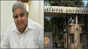 Governor Again On Debates After Decision Conflict With The Jadacpur University Administration