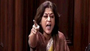 Roopa Ganguli Threatens To Mamata Banerjee To Sweep Away From State