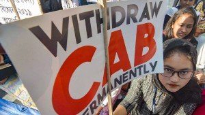 Bangladeshi Student Ask To Leave India For Posting Anti Caa Protest Pic