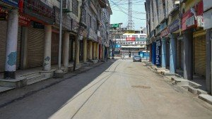 Street Children Are Physicaly And Mentally Disturbed In The Wake Of A Continuous Lockdown
