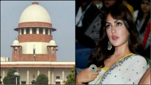 Supreme Court Upholds Verdict In Rhea V Sushant Death Inquiry
