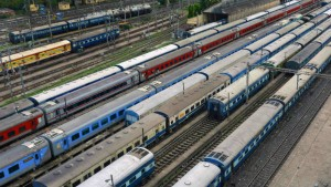Police Man Kills In A Train Accident Due To Head Phone