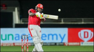 Ipl 2020 5th Successive Win For Kxip Beat Kkr By 8 Wickets Jump To 4th In Point Table