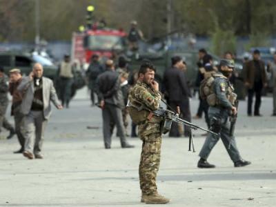 আফগানিস্তানে বিস্ফোরণে কমপক্ষে ১০০ জনের মৃত্যু