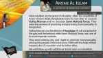 What Is The Organisation Named As Ansar Al Islam Bangladesh
