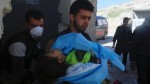 Syria Chemical Attack Russia Rebel Weapons Claim Rejected