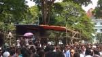 Bangladeshi Actor Rajjak Passed Away People Pays Last Respect