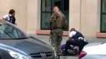 Brussels Attack Man Shot After Stabbing Soldier