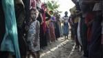 Boat Full Rohingyas Capsize Near Coastal Bangladesh