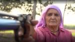 Eighty Year Old Indian Woman Sweeps Shooting