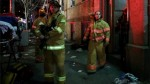 Bronx Nyc Fire Caused Child Playing