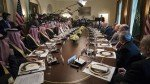 Why There Is So Much Debate On Soudi Prince Trump S Meeting Picture