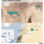 Why Israel Attacks Syria Missile