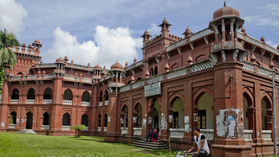 Porn Chittagong Stadt College