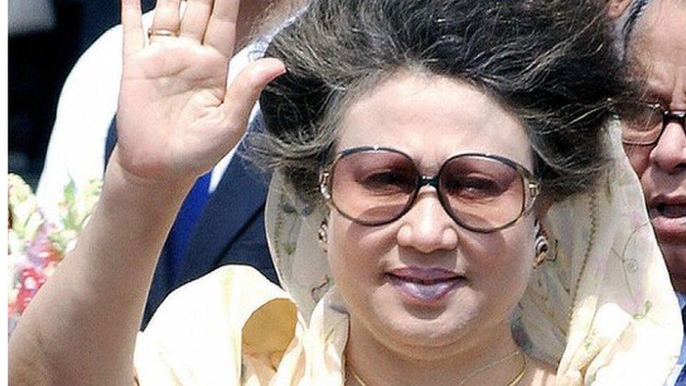খালেদা জিয়া: বিএনপি নেত্রীর রাজনৈতিক যত...