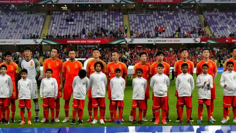 চীন: বিদেশী ফুটবলাররা দেশটির নাগরিক হচ্ছে যে কারণে